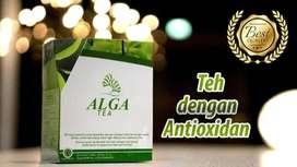 Alga Tea Premium Kolagen Teh Hijau Series Collagen Green Tea Asli