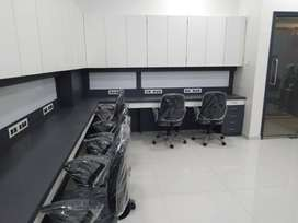 Fully Furnished 12 seater Commercial Office for Rent At Vijay Nagar