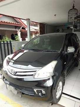 Toyota Avanza G airbag Istimewa Pajak Panjang nama sendiri plat depok