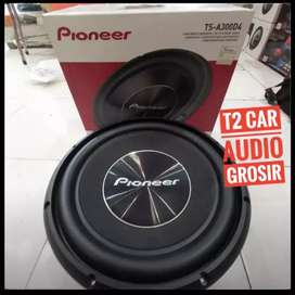 SUBWOOFER PIONEER 12INC double coil harga grosir srby monggo merapat