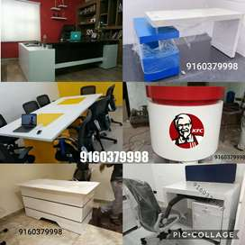Office table chair reception tables study tables conference tables
