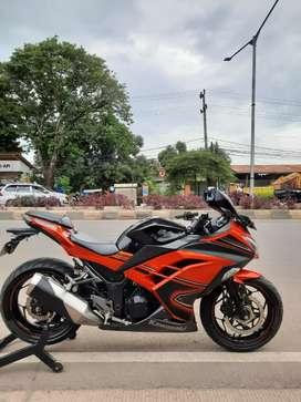 Kawasaki ninja fi 250 se abs