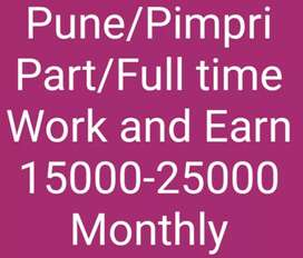 Job seekers openings for undergraduate and graduate in Pune/Pimpri