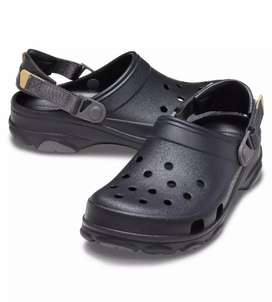 Crocs in clogs (slightly negotiable)