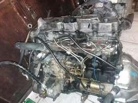 Mesin Mitsubishi 4M40 non turbo only