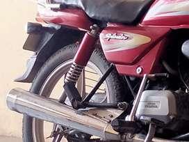 Hero splendor bike for sale.