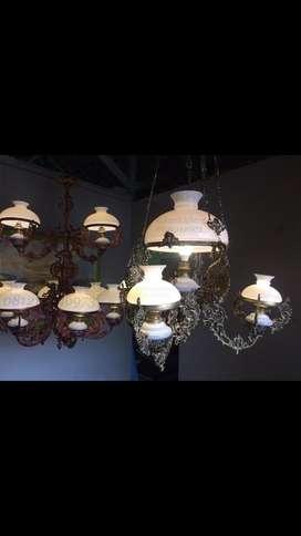 Lampu hias gantung klasik antik dekorasi klasik minimalis jawa lawas