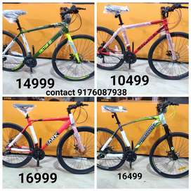 Imported gear cycle 91 montra firefox  ark etc available new bicycle