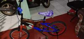 Sepeda wimcycle 16""