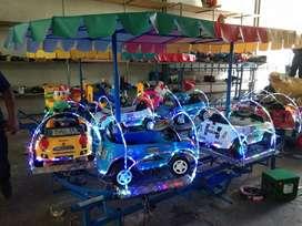 odong odong kereta panggung mobil mini warna cerah UK