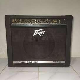 (ORI USA) Ampli Gitar Elektrik - PEAVEY STUDIO PRO 112 TRANSTUBE