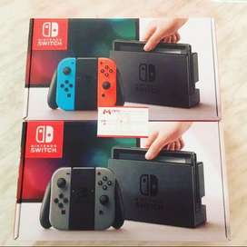 OPS Nintendo Switch Console Games Aksesoris READY