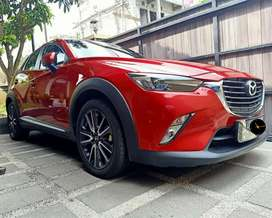Mazda cx3 like new