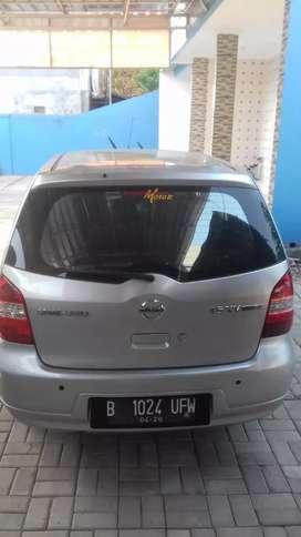 Nissan Livina xv 1,5 Thn 2010 metik wrn silver