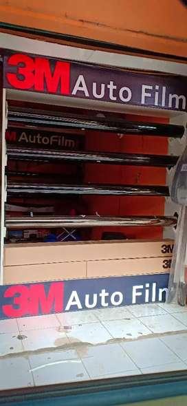 Kaca Film 3M Garansi 5Th+Pemasangan