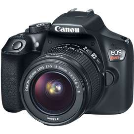Canon EOS Rebel T6 with 18-55mm Lens