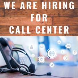 "We are looking for ""Call Center Agents ""."