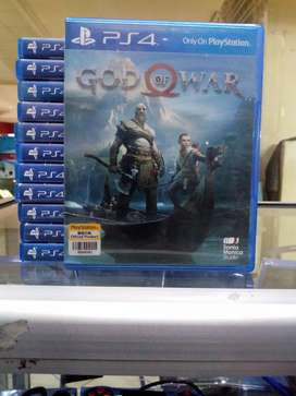 Hot Sale Kaset Game BD PS4 God Of War 4
