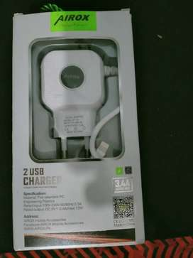 AIROX brand (12w-3.4 A Fast Charger)