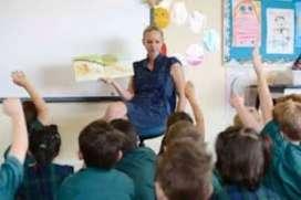 Primary class teacher requires female staff