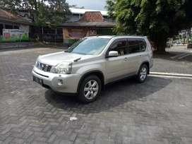 Nissan x trail 2011 st cvt