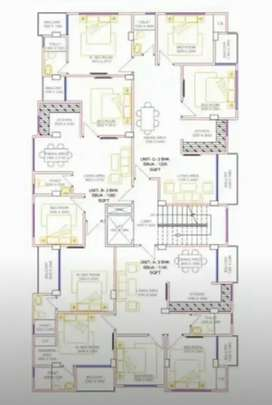 New construction is going on..2bhk 3bhk flat