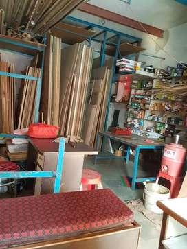 Plywood.laminates.hardware