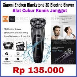 Xiaomi Enchen Blackstone 3D Electric Shaver - Alat Cukur Kumis Jenggot