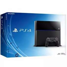 PLaystation4 Fat Hdd 500gb Cuci Gudang