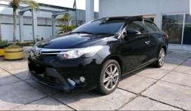 Jual Toyota Vios G 2014 Matic Hitam
