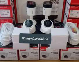Paket Pasang CCTV Harga Terjangkau