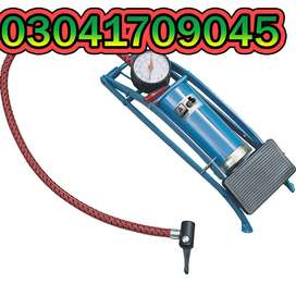 Foot Pump company has over 35 production facilities in more than