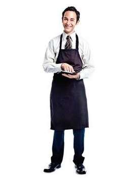 Experienced Waiter