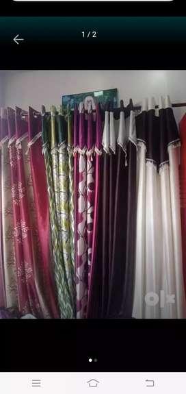 House curtains
