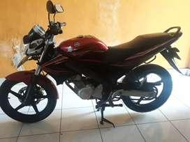 Bali dharma motor, jual Vixion THN 2011/ss lengkap