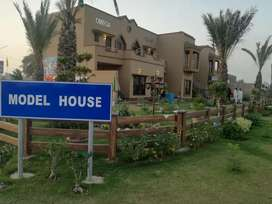 3 Marla double story on 5 years Instalments in Omega Residencia Lahore