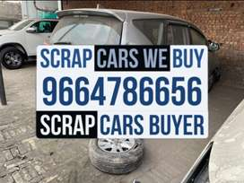 Hus. Damaged abandoned rusted junked accidental cars scrap buyers