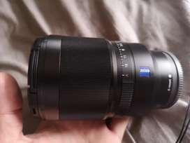 Lensa Sony Zeiss 35 f1. 4