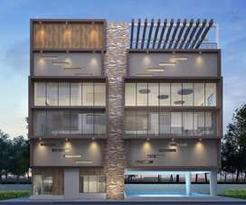 Gated community apartments available at uppal