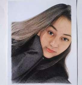 Sketsa Wajah/Lukisan Muka