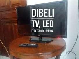 Dibeli terus TV Led/LCD, Plasma, Tabung bekas