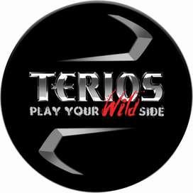 Sarung ban serep Terios Escudo Crv Rush Taft Taruna Touring Feroza dll