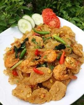 Mie Tiaw Bakso Seafood