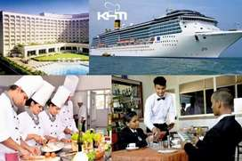 Hotel Management in Ship