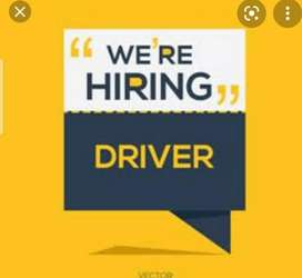Experienced driver needed