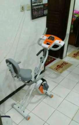 Jual murah x bike sandaran