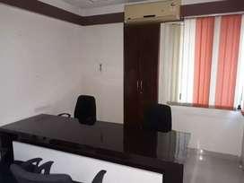 1225sqft semi furnish office erandwane