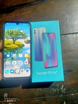 Honor 10 lite 4Gb Ram 64Gb internal