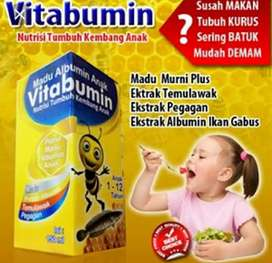 Vitabumin nutrisi vitamin