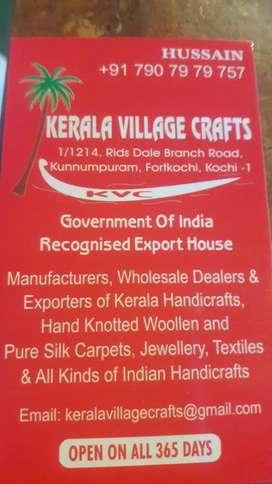 Accountant for handicraft shop